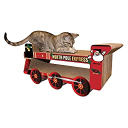 Imperial Cat Train Scratch n Shape