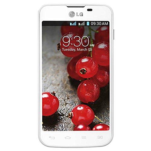 Lg Optimus L5 Ii Dual E455 White Duet (Factory Unlocked) Dual Sim , Android 4.1