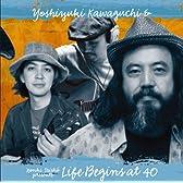 のんき大将 presents 'Life Begins at 40'