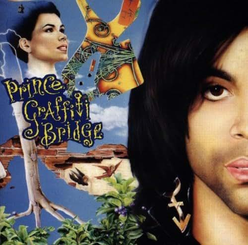 Graffiti Bridge - Prince - 19
