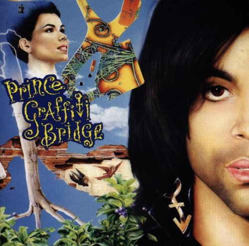 Prince - Graffiti Bridge * 17 Tracks