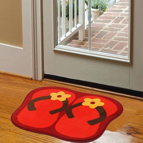 Creative Style Non-slip Door Floor Mat Pad Rug