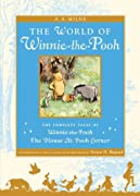 The World of Pooh: The Complete Winnie-the-Pooh and The House at Pooh Corner (Pooh Original Edition) by A. A. Milne cover image