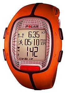Polar RS300X Heart Rate Monitor, Orange