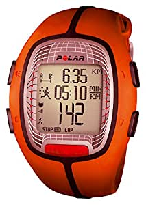 Neuf Polar Montre Unisexe Adulte Quartz Digital Plastique Rs300X-Ora