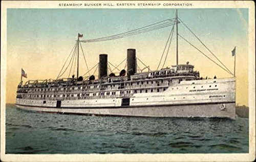 steamship-bunker-hill-eastern-steamship-corporation-steamers-original-vintage-postcard
