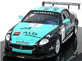 【ixo/イクソ】1/43 マセラティ グランスポーツ トロフェオ '07年サーキット・レンタクシー