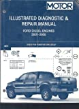 img - for Motor Illustrated Diagnostic & Repair Manual: Ford Diesel Engines, 2001-2005 book / textbook / text book