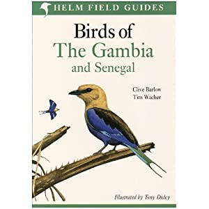 Birds of the Gambia and Senegal (Helm Field Guides)