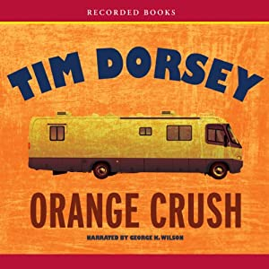 Orange Crush Audiobook