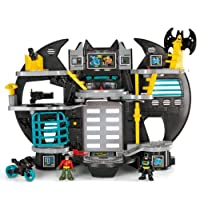 51pRdqQpYfL. AA200  Fisher Price Imaginext DC Super Friends Batcave   $25.00!