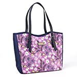 Signature Collection Ladies' Perth Carry-All - Orchid Spring Bouquet