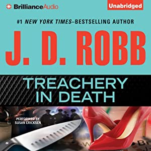 Treachery In Death | [J. D. Robb]