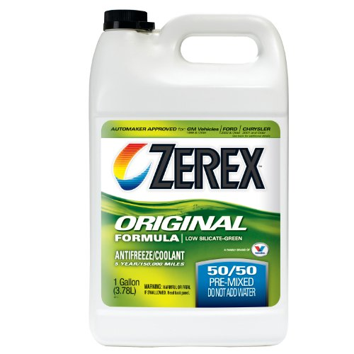 zerex original green antifreeze coolant ready to use 1gal zxru1 new ebay. Black Bedroom Furniture Sets. Home Design Ideas
