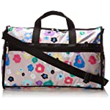 LeSportsac Large Weekender Handbag,Tuileries,One Size