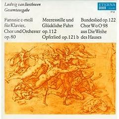 Ludwig van Beethoven: Choral Music (Grosser Chor des Berliner Rundfunks)
