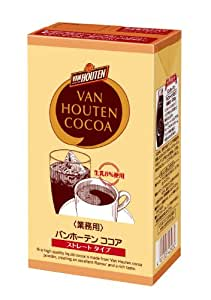 Amazon.com : Van Houten liquid cocoa 1LX6 this : Grocery