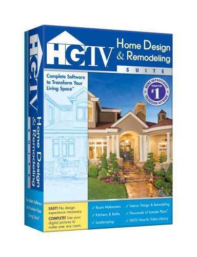 Hgtv home design remodeling suite best cheap software for Hgtv home design software tutorial