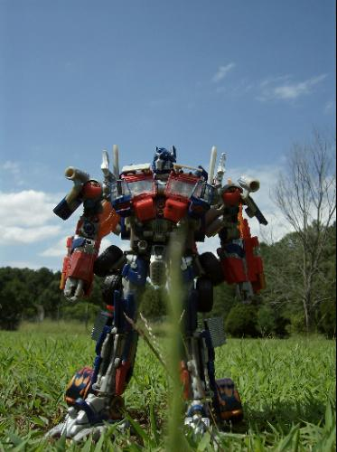 Bộ đồ chơi mô hình lắp ráp Transformers Leader Optimus Prime. Mua hàng Mỹ tại e2