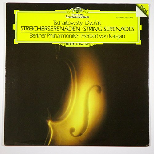 Image result for dvorak serenade for strings karajan