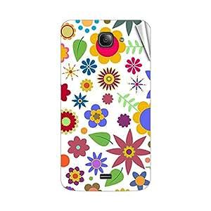 Garmor Designer Mobile Skin Sticker For Intex Aqua N11 - Mobile Sticker