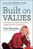 img - for Built on Values: Creating an Enviable Culture that Outperforms the Competition book / textbook / text book
