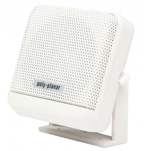 Polyplanar Vhf Extension Speaker 10W Surface Mount Single White