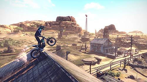 トライアルズ ライジング ダウンロードコード + ステッカーブック 同梱 - PS4 ゲーム画面スクリーンショット7