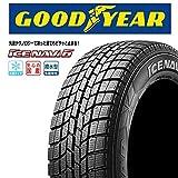 【4本セット】GOODYEAR(グッドイヤー) ICE NAVI6(アイスナビシックス)185/55R16 83Q スタッドレスタイヤ