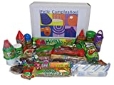 Feliz Cumpleanos - Happy Birthday Party Gift Box Assortment Mexican Candy