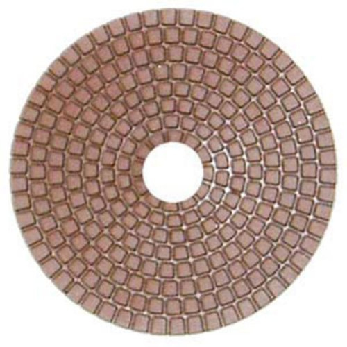 Cyclone Hurricane 4 Inch Wet Resin Polishing Pads -- 100 Grit (Cyclone Polisher compare prices)