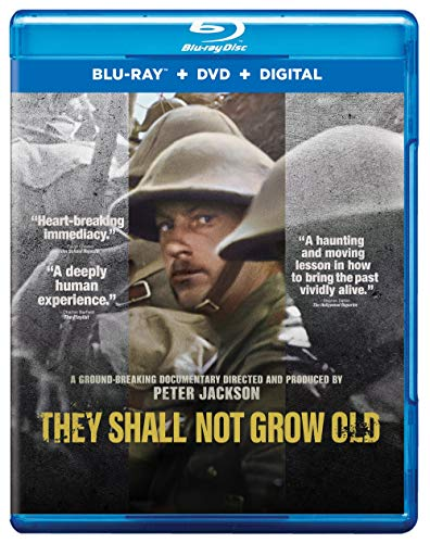 Blu-ray : They Shall Not Grow Old (2 Discos)
