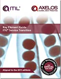 img - for Key Element Guide Itil Service Transitio (Pack of 10) book / textbook / text book