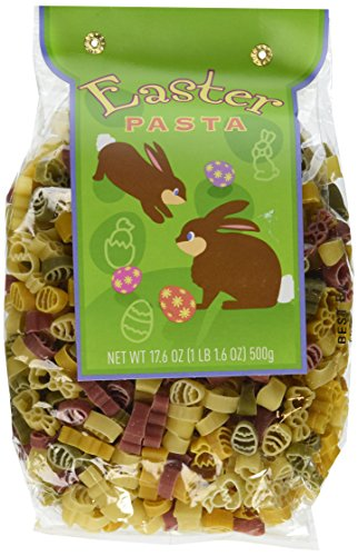 Easter Assorted Shaped Pasta 17.6 Ounce Bag (Easter Pasta compare prices)