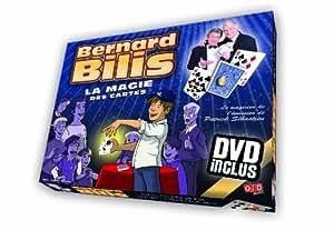 La Magie des Cartes - Bernard Bilis avec DVD