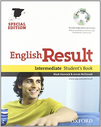 English Result Intermediate: Student's Book and Workbook Pack With Key Edition 10