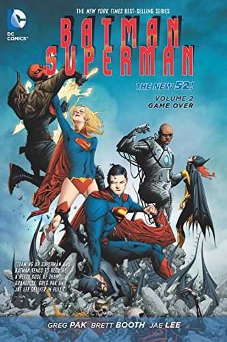 Batman/Superman Volume 2 HC (The New 52)
