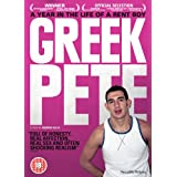 Greek Pete A Year In The Life Of A Rent Boy [DVD] [2009]by Peter Pittaros