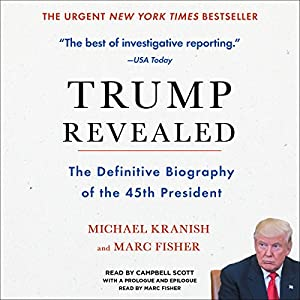 Trump Revealed Hörbuch