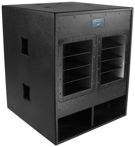 American Audio Pxw18P 18 Inch Powered Subwoofer