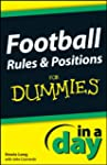 Football Rules & Positions In A Day F...