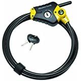 Master Lock 8433DAT Python Adjustable Locking Cable, 6-Foot