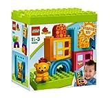 Lego Duplo Kleinkind 10553 - Bau- und Spielwürfel von LEGO