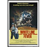White Line Fever Poster Movie D 11x17 Jan-Michael Vincent Kay Lenz Slim Pickens