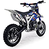 FunBikes Cobra 4S 50cc 62cm Kids Mini Dirt Bike electric start 4 stroke