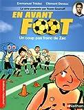 echange, troc Emmanuel Trédez - En avant foot un coup pas franc de Zac