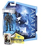 Avatar RDA Private Sean Fike with Bio - Helmet Action Figure