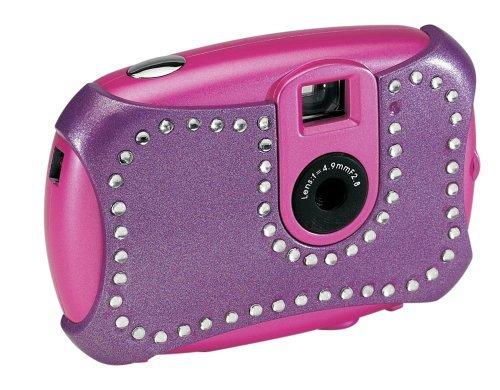 Digital Concepts VGA Cyber Pix Digital Camera Kit for Girls