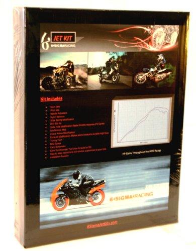 Honda XR250 XR 250 cc Dirt Bike Enduro Custom Jetting Mods Carburetor Carb Stage 1-7 Jet Kit (Honda Xr250 Exhaust compare prices)