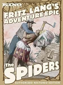 The Spiders: Golden Lake [1919] / Diamond Ship [1920] [DVD] [Region 1] [NTSC] [US Import]